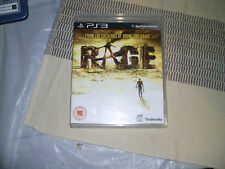 PlayStation 3 RAGE (PS3) VideoGames
