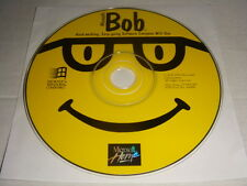 Microsoft Bob - PC CD Computer Software Disc Only Microsoft Home 1994