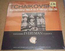 Barbirolli/Halle TCHAIKOVSKY Symphony No.4 - Vanguard SRV-135SD SEALED