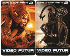 SPIDER MAN 2  CARTE  VIDEO FUTUR NUMEROS 267/268