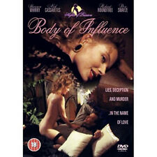 Body of Influence NEW PAL Erotic DVD Shannon Whirry