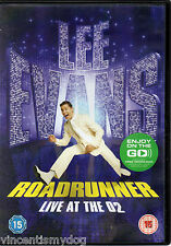 Lee Evans - Roadrunner - Live At The O2 (DVD, 2011)