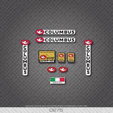 0275 Columbus Tubi RECORD Bicicletta Telaio E Forcella Adesivi-Decalcomanie