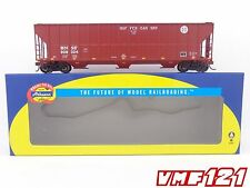 HO BNSF Buffer Car 54' FMC 4700 Covered Hopper #808323 - Athearn #81983 vmf121
