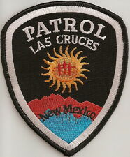 Las Cruces Patrol New Mexico patch NEW