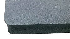 Pelican 1720 Replacement foam. Black 2lb Mil spec cross link foam 1 middle piece
