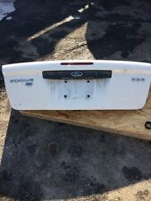 2005 Ford Focus Trunk Lid ZX4