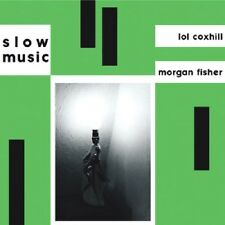 Lol Coxhill + Morgan Fisher Slow Music CD NEW SEALED 2012 Ambient