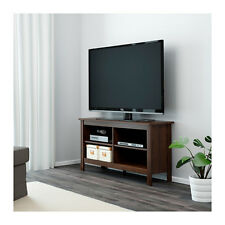IKEA BRUSALI Mobile TV, marrone libreria 120x62 cm