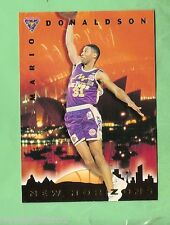 1994 FUTERA AUSTRALIAN BASKETBALL NEW HORIZON CARD HZ4  MARIO DONALDSON #0690