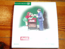 DEPT 56 CHRISTMAS IN THE CITY A COKE FOR YOU AND ME NIB