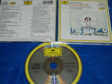 CD CLAUDIO ABBADO igor STRAWINSKY london L'OISEAU de FEU le SACRE de PRINTEMPS