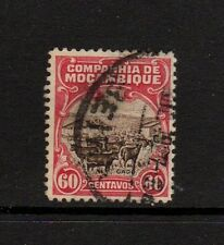 MOZAMBIQUE COMPANY 1918 60c BROWN & RED Fine Used