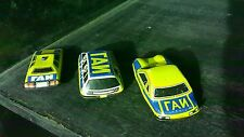 VINTAGE POLICE CAR SET TIN TOY GAI ГАЙ SOVIET RUSSIA USSR СССР RARE TO FIND