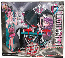 Monster high frights camera action dressing lot jeu ** beau cadeau **
