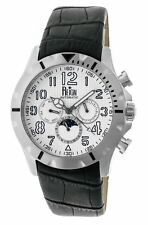 Reign Nehru Mens Watch 45mm automatic day and date, 24h, day/night, hefty, solid