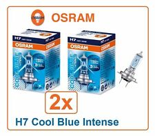 2x H7 Cool Blue Intense OSRAM 55W 12V PX26d XENON Headlight High beam Germany