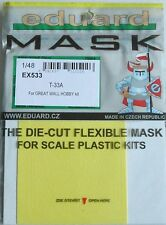 Eduard 1/48 EX533 Canopy Mask for the GWH T-33A Shooting Star kit