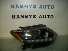 NISSAN ROGUE RH HALOGEN HEADLIGHT 14 15 2014 2015  USED