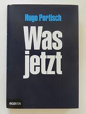 Hugo Portisch Was jetzt +
