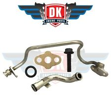 Updated Turbo Feed Line and Drain Tube Kit - Ford Powerstroke 6.0L 6.0