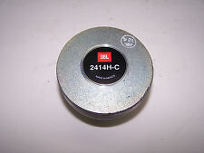 JBL Powered Speaker Tweeter 2414H-C - Use for Parts or Try to Fix
