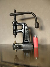 antique Hand Press Setter For Rivet Snaps tool iron vitage