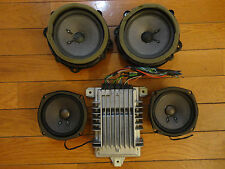 """Bose 6-Piece Car Sound System """"Powered"""" Speakers Cadillac SRX 2004-2009"""