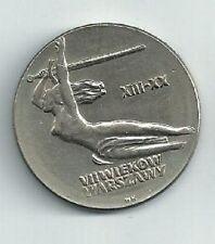 Poland / Polen - 10zl Warsaw - Nike