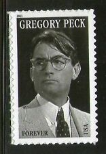 USA - United States of America 2011 Gregory Peck Film Actor Self-Adhesive MNH