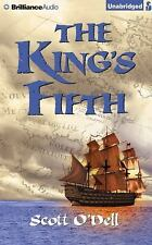 The King's Fifth by Scott O'Dell (2015, CD, Unabridged)