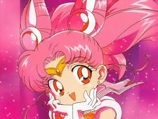 POSTER SAILOR MOON CHIBIUSA CHIBIMOON USAGI SMALL LADY SERENITY ANIME GRANDE #18