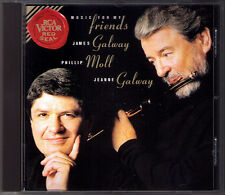 James GALWAY: MUSIC FOR MY FRIENDS Mouquet Doppler Morlacchi Chaminade Enesco CD