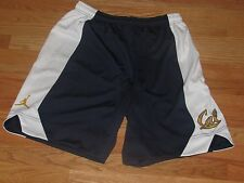 Jordan Team Issue UNIVERSITY OF CAL GOLDEN BEARS GAME SHORTS SZ L PRO CUT