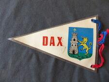 Ancien Fanion touristique Scooter Véhicule Historique VHC ------------- DAX