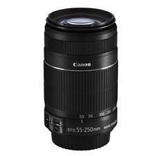 Canon EF-S 55-250mm f/4-5.6 IS II Lens White Box 55-250 for 80D 760D 7D 750D NEW