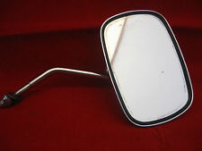 Harley-Davidson Multi-Fit Adjustable Right Side Chrome Metal Side View Mirror