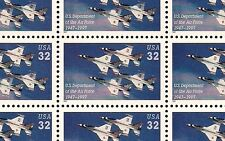 1997 - U.S. AIR FORCE - #3167 Full Mint -MNH- Sheet of 20 Postage Stamps