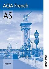 AQA French AS Grammar Workbook, Gilles, Jean-Claude, New Condition