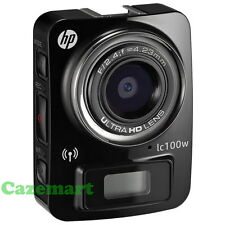 HP Action Cam LC100W WiFi Camcorder Full HD 1080P Camera + Waterproof Case Black