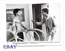 Rob Lowe barechested John Glover VINTAGE Photo Masquerade