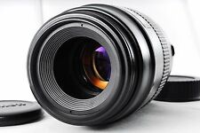 Excellent+++ Canon EF 100mm F2.8 Macro Lens from Japan #528