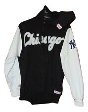 CHICAGO WHITE SOX FACTORY MISTAKE JACKET SIZE SMALL BY STITCHES NWOT