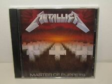 Master of Puppets by Metallica (CD, Elektra) New and Sealed !!