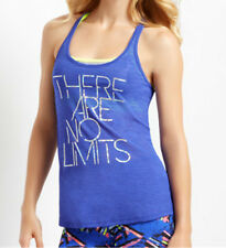 75% OFF! AEROPOSTALE LLD SHEER NO LIMITS TWISTY RACERBACK TANK SMALL BNEW $22.5