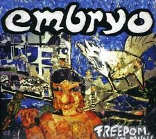 Embryo-Freedom dans Music CD NEUF