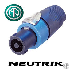 Neutrik NL4FX 4 Pole Female Loud Speaker Professional Speakon Connector PA DJ