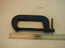 "CINCINNATI TOOL CO. 540 VINTAGE 5"" STANDARD CLAMP  *XLNT*"