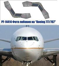 1:144 PAS-Decals #PF-14414 - Photoeffect windscreen decal on the Boeing 767/777