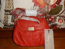 Foley & Corinna Revel Mini Bag Spice Pebbled Leather NWT MSRP $150 REDUCED !